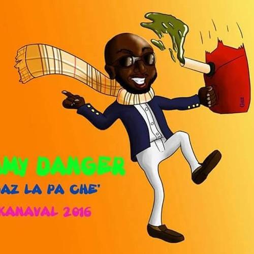 JIMMY DANGER kanaval 2016 - Gaz La Pa che!