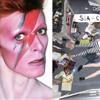 Sia VS David Bowie - Ziggy Stardust Chandelier