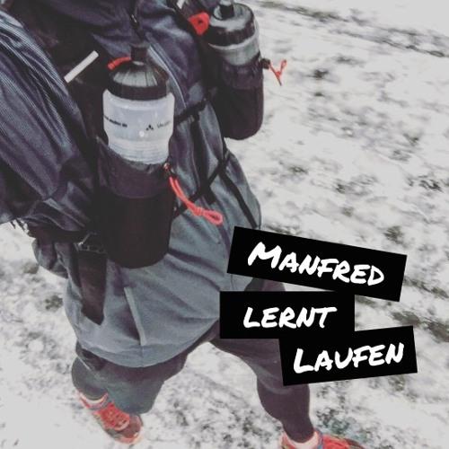 Manfred lernt Laufen