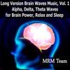 Delta Waves - Sounds Of Universe (Album Long Version)