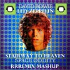 David Bowie vs Led Zeppelin - Major Tom to Heaven [rrremix mashup]