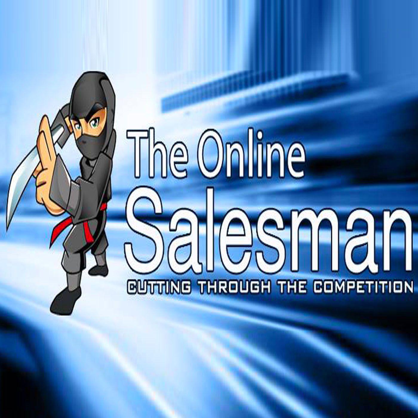 First Audio The Online Salesman