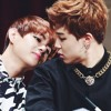 95 GRUADATION BY V AND JIMIN BTS