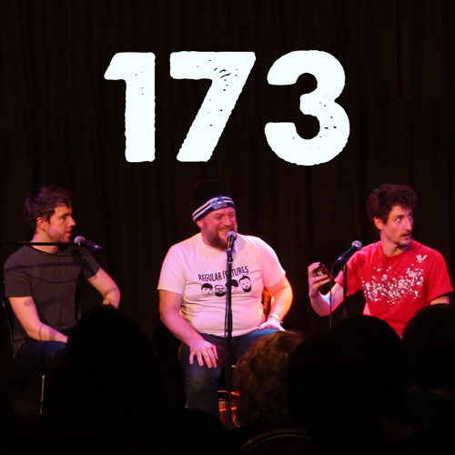 173: Live at the Canal Cafe Theatre - 11th Jan 2016