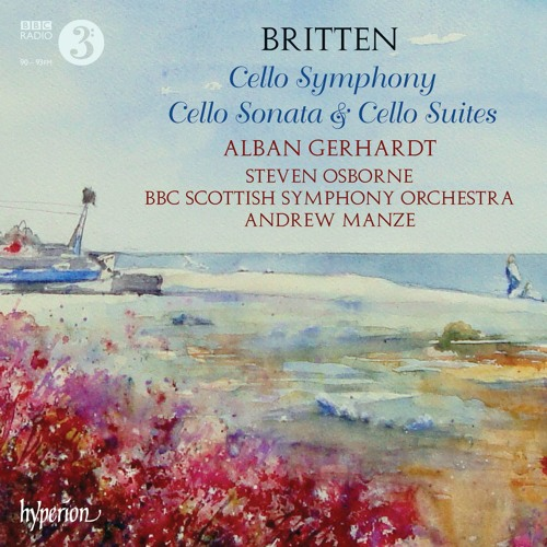 Andrew Manze, BBC Scottish Symphony Orchestra - Britten Symphony For Cello & Orchestra, Op. 68 - 1.