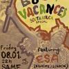 ESA live dj 02h-06h - Boum Vacances South African Special  @ Sameheads