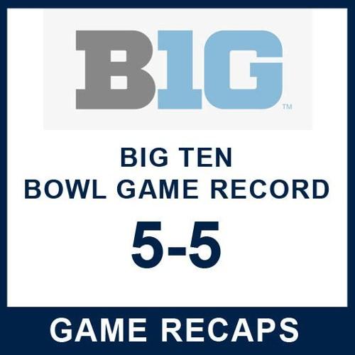 B1G Bowl Game Recaps: Episode 27
