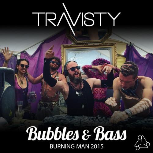 Bubbles & Bass Burning Man 2015