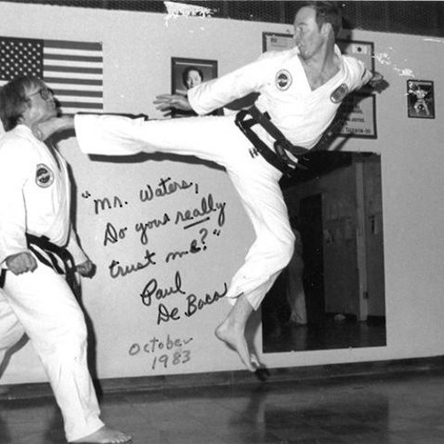 Taekwon Do Grand Master Paul De Baca