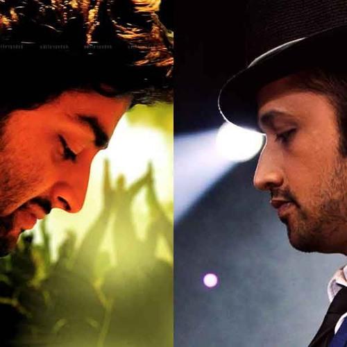 Atif Aslam | Vs | Arijit Singh | Love Mashup   | DJ ...