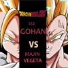 Dragon Ball Z - Super Saiyan 2 Teen Gohan VS Majin Vegeta Theme