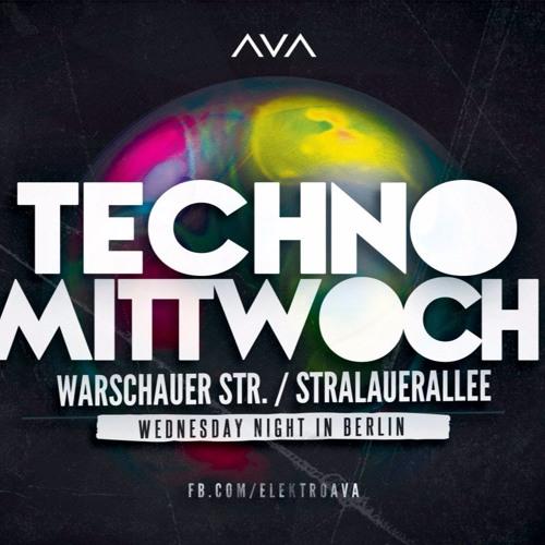 Patrick DSP - Live DJ Set At AVA Club Berlin 09.2015