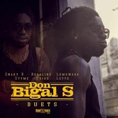 DON BIGAL S - Sans FrontièRes Feat LOMgwada