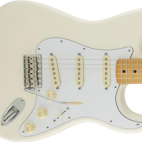 Fender Hendrix Stratocaster – Improvised Demo