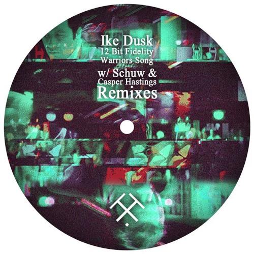 [OBSCR015] Ike Dusk - 12 Bit Fidelity EP | w/ Schuw & Casper Hastings Remixes