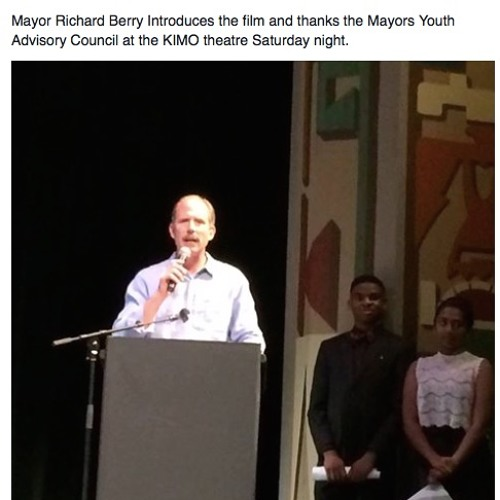 ABQ Mayor RJ Berry Collaborates with and Endorses - Pregnant