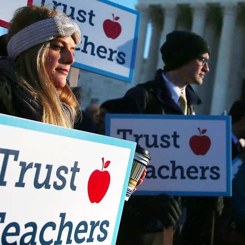 California Politics Podcast: Teacher Troubles