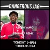 Azeem Ward chats to Dangerous Jag (Leeds Student Radio)