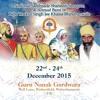 Bhai Satnam Singh Ji Koharka (Sri Darbar Sahib) | Jinn Vadai Tere Naam Ki | 24-12-15