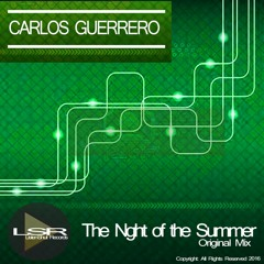 The Night Of The Summer - Carlos Guerrero (Remix Mix)