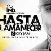 Hasta El Amanecer Niky Jam  rmx (audio oficial)