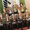 ENGLISH Reluctant Heroes Attack On Titan (AmaLee)
