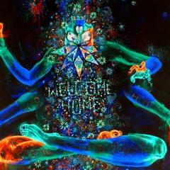 528 Hz Third Eye Activation 1 Hour Meditation