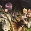 Highschool Of The Dead OP FULL Opening Song H.O.T.D