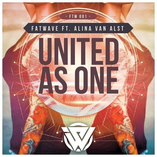 Fatwave Ft. Alina Van Alst - United As One