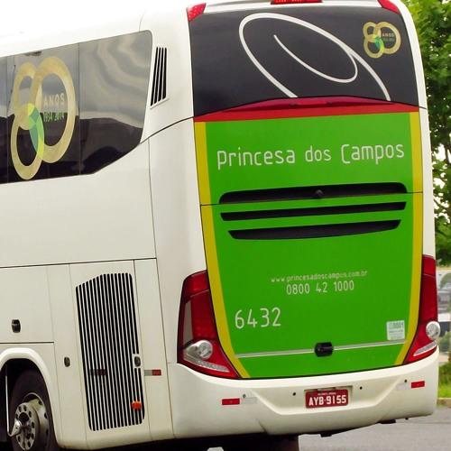 Volvo B420R 6x2 - Princesa Dos Campos 6432