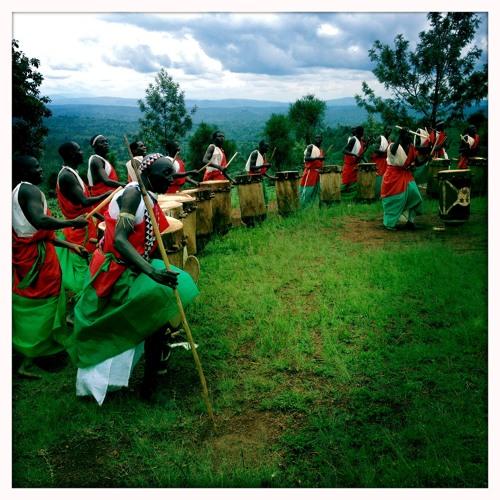 2015 Trommeln Burundi NDR
