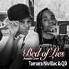 Nicki Minaj Ft Skylar Grey - Bed Of Lies Acoustic Cover By Tamara Nivillac & QD