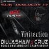The MMA Vivisection - UFC Boston: Dillashaw Vs. Cruz Picks, Odds, & Analysis