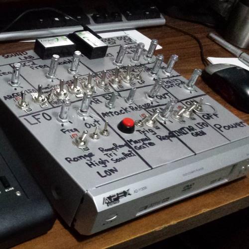 Sound Lab Mini Synth Test
