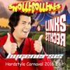 Snollebollekes - Links Rechts (Hygenersis Hardstyle Carnaval 2016 Edit)