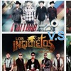 CORRIDOS MIX (los inquietos vs calibre50)
