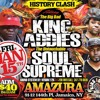 HISTORY CLASH! KING ADDIES vs SOUL SUPREME (DOWNLOAD) 15/1/16