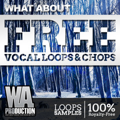 Free Vocal Loops & Chops [50+ House Vocal Loops, Vocal Cuts + Female & Male Spoken Loops]