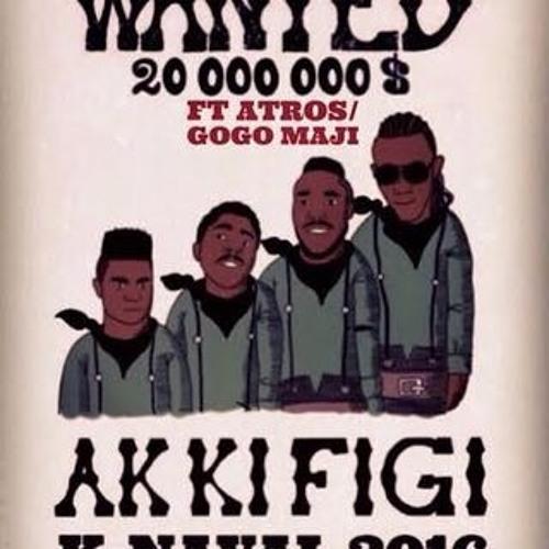 WANTED kanaval 2016 - A Ki Figi feat. Atros(Rockfam)and Gogo Maji!