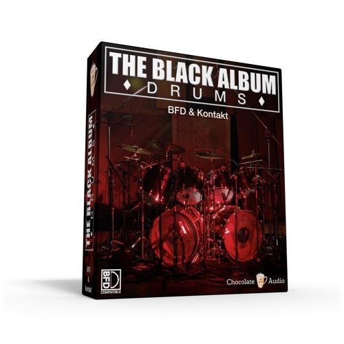 The Black Album Drums (BFD3 & Kontakt)
