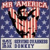 Download Mr. America - Serving Ovahness Live Clip - (I Have A Dream | Bowie | Aviance In | Hoes In The House) Mp3