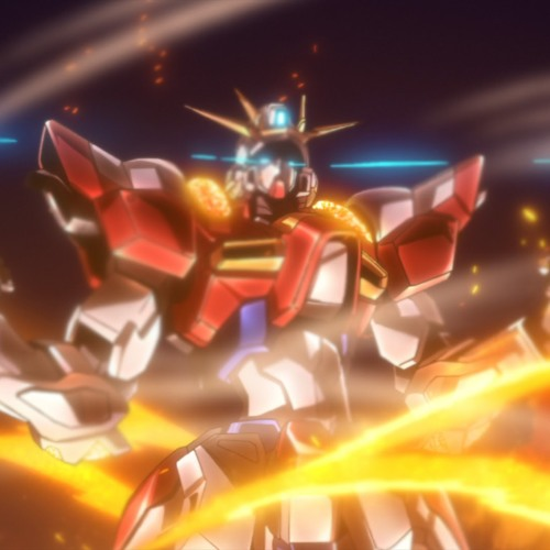 EDGE Of LIFE -Just Fly Away Full(2op of Gundam build fighters try