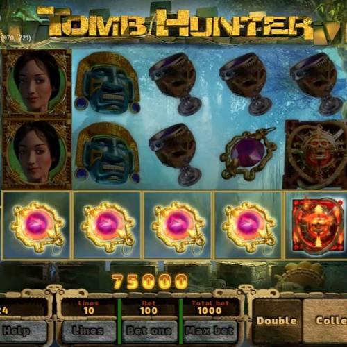 Tomb Hunter slot