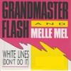 Grand Master Flash - White Lines (iwan Keplek Retouch)