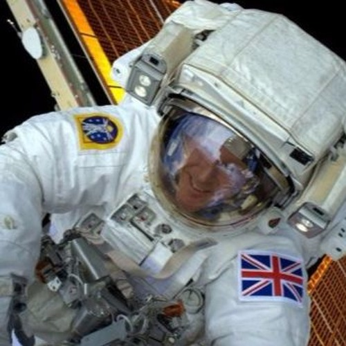 Christopher Riley's history of the space suit on the BBC World Service