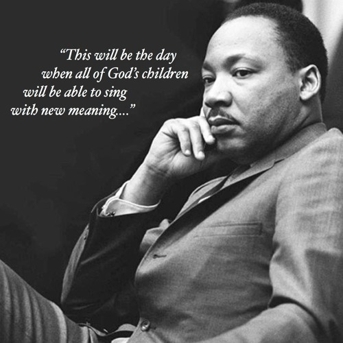 Evensong, for the Feast of the Rev. Dr. Martin Luther King, Jr., 2016
