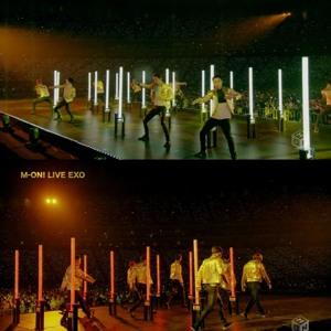 The EXO'luXion In Tokyo - EL DORADO live