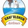 Gbafolohun Airlines..Ghana Trip
