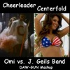 DAW - GUN - Cheerleader Centerfold (Omi Vs. J. Geils Band) audio at sowndhaus.com