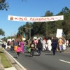 30th Martin Luther King Jr. Day March in Gainesville